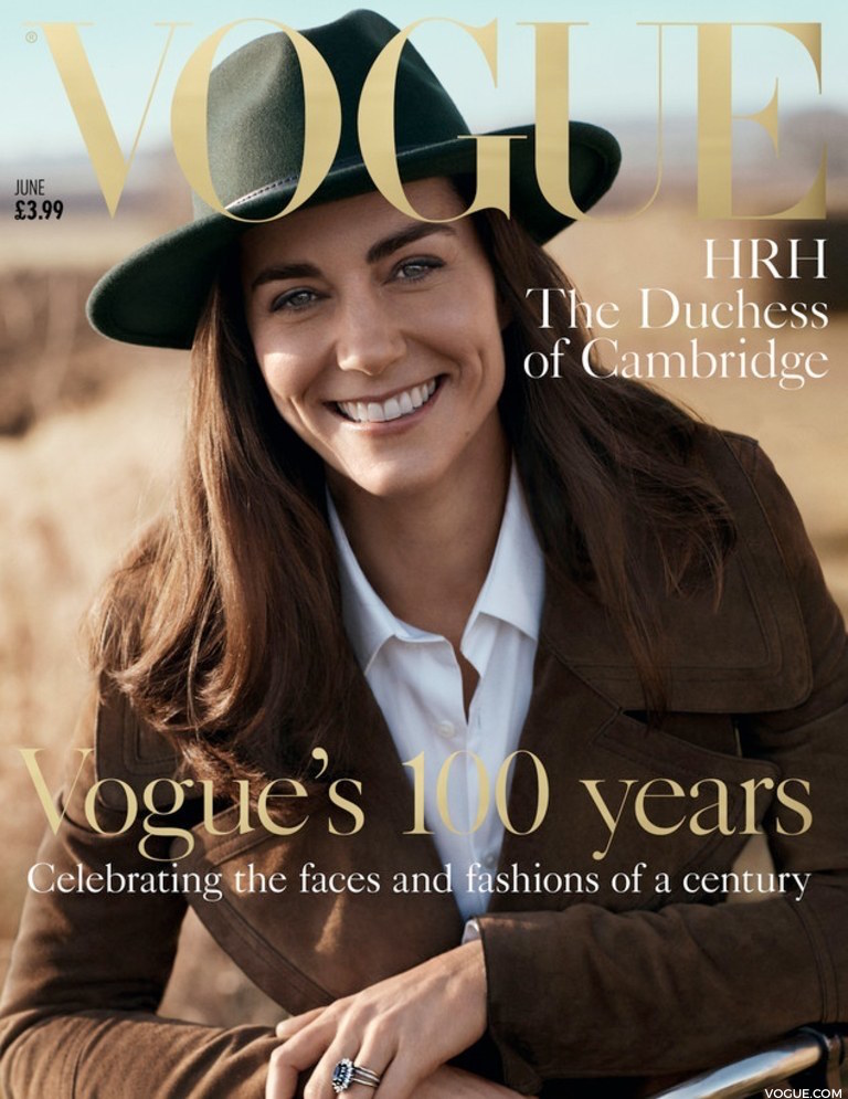 Inside Vogue Kate Middleton The Collection